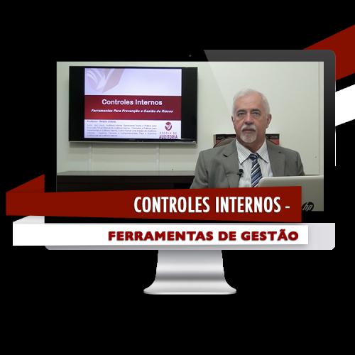 Online – Controles Internos – Ferramentas para Prevenção e Gestão Riscos
