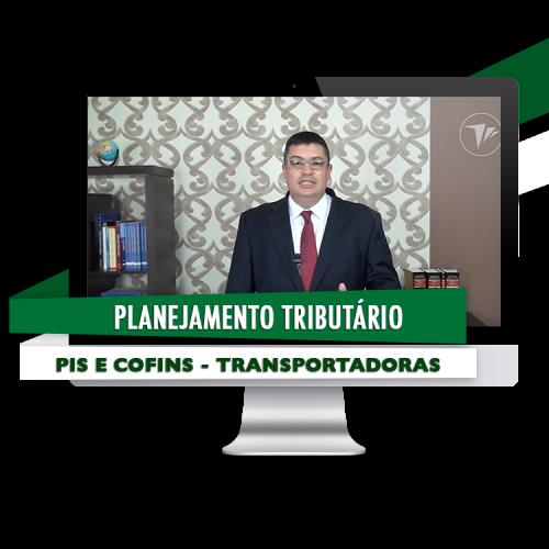 Online – Planejamento Tributário – Pis e Cofins – Transportadoras e Logística