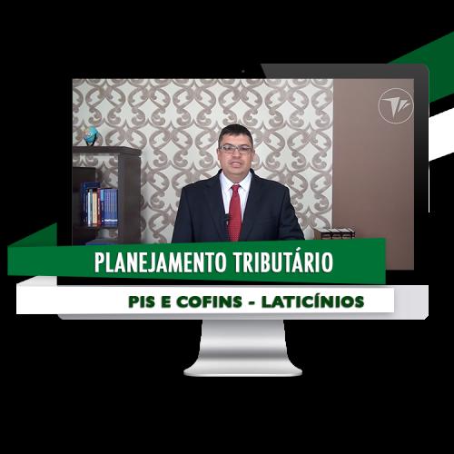 Online – Planejamento Tributário – Pis e Cofins – Laticínios