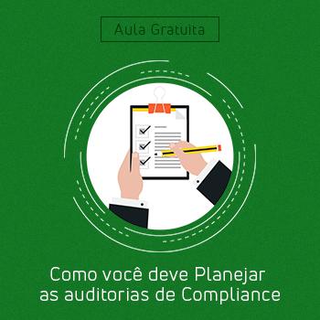 Como planejar auditoria de compliance