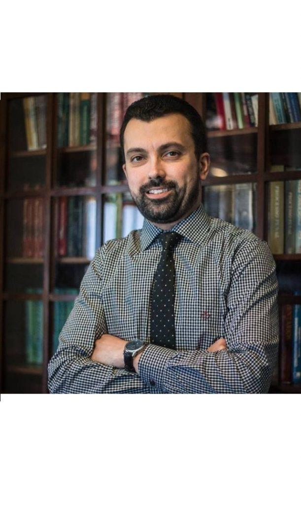 Professor Diogo Carvalho