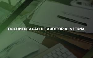 Documentação de Auditoria Interna